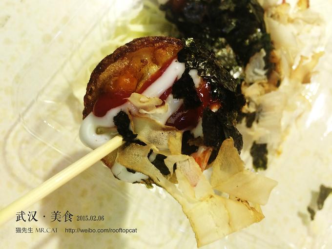 光谷美食街图片