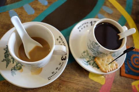 虾脊兰艺术咖啡馆旅游景点攻略图