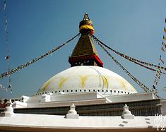 前往尼泊尔,西藏的朝圣之旅