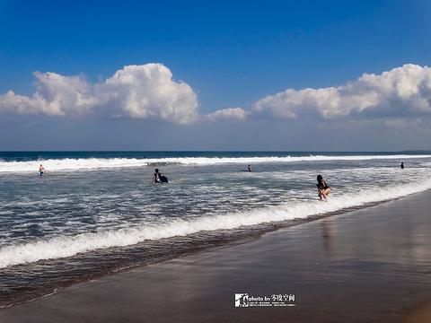 水明漾海滩旅游景点图片