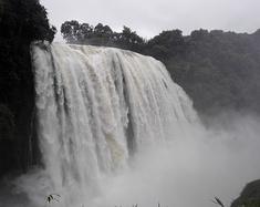 七彩贵州——黄果树瀑布全攻略