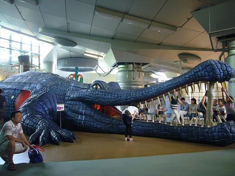 大阪府立大型儿童馆旅游景点攻略图
