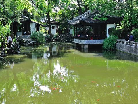 秋霞圃旅游景点图片
