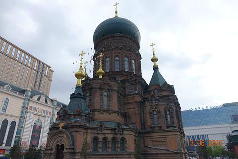 圣•索菲亚教堂旅游景点攻略图