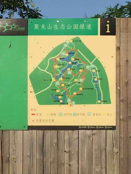 聚龙山生态公园旅游景点攻略图