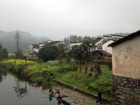 思溪延村旅游景点攻略图