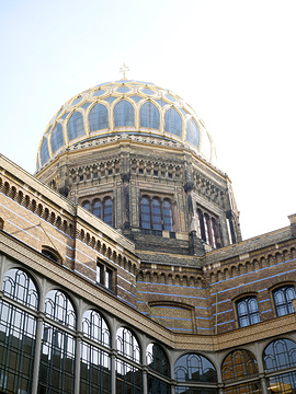 柏林新犹太会堂