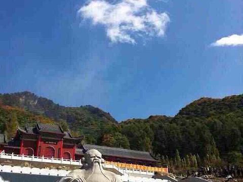 铁刹山旅游景点图片