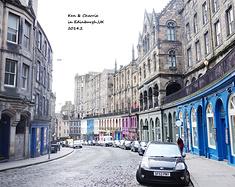 圆梦之旅——英国爱丁堡两日游