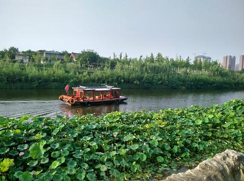 汉城湖景区的图片