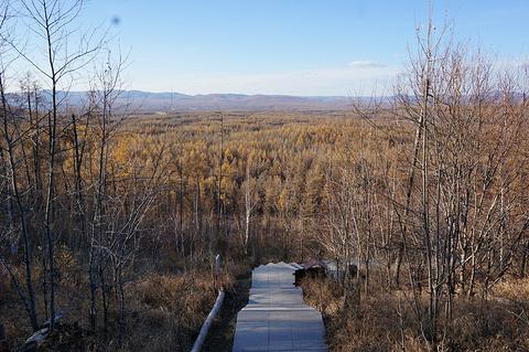 驼峰岭天池旅游景点攻略图