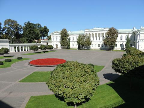 立陶宛总统府旅游景点攻略图
