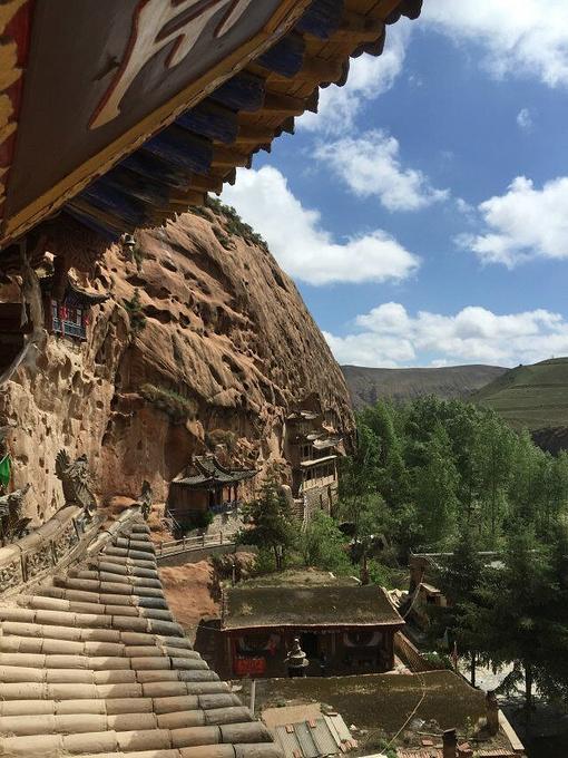 马蹄寺--民乐--祁连草原--门源--西宁图片