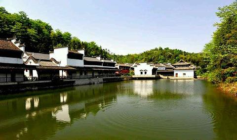 青山湖国家森林公园