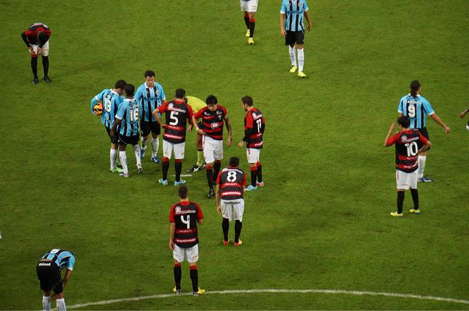 巴西足球联赛图片