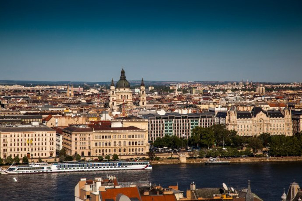 十天五国、匆匆——中欧体验之旅