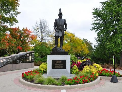将军丘公园旅游景点图片