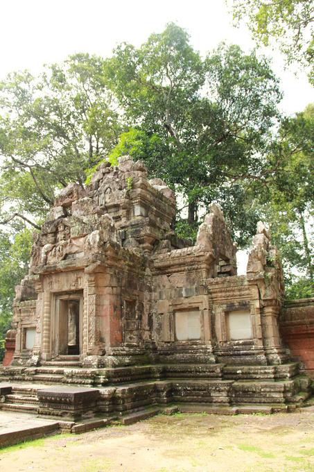 周萨神庙图片