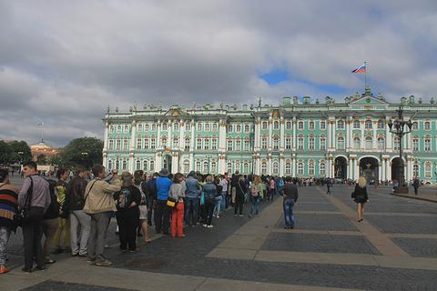 冬宫旅游景点攻略图