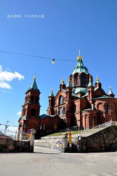 埃格利斯俄罗斯教堂旅游景点攻略图