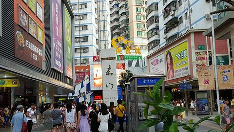 东门商业街旅游景点攻略图