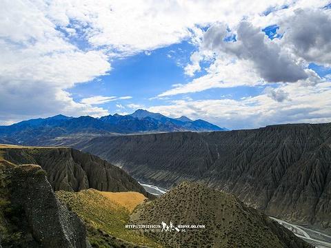 奎屯大峡谷旅游景点图片