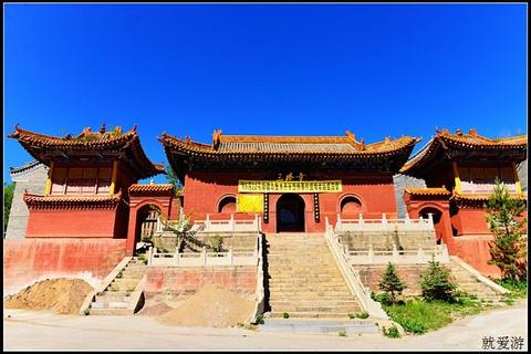 三塔寺旅游景点攻略图
