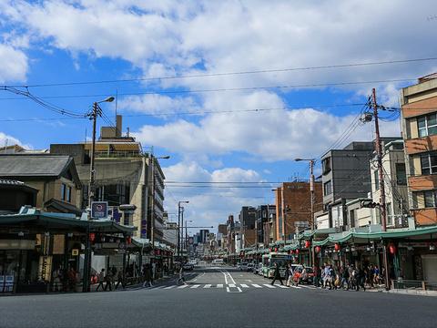 祇园旅游景点图片