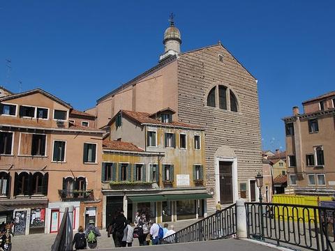 圣潘塔隆教堂旅游景点攻略图