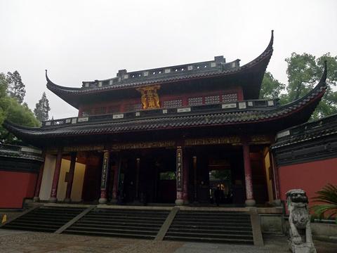 岳王庙的图片