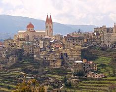 去看黎巴嫩的雪山和大海!