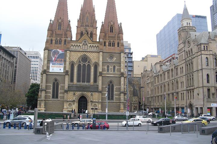 """""""...马修·福林德(澳洲最早的拓荒..._圣保罗大教堂""""的评论图片"""