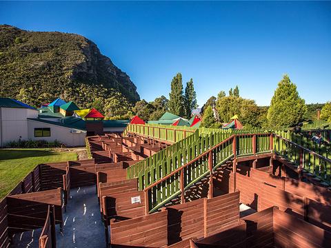 迷宫世界旅游景点图片