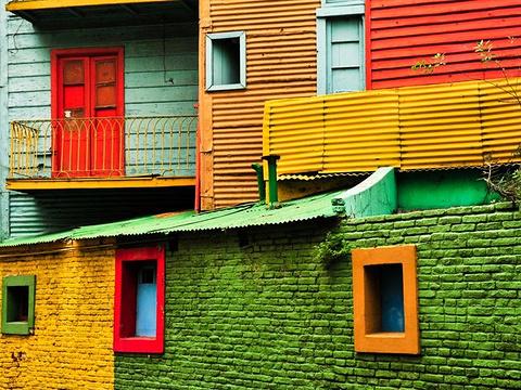 博卡街区旅游景点图片
