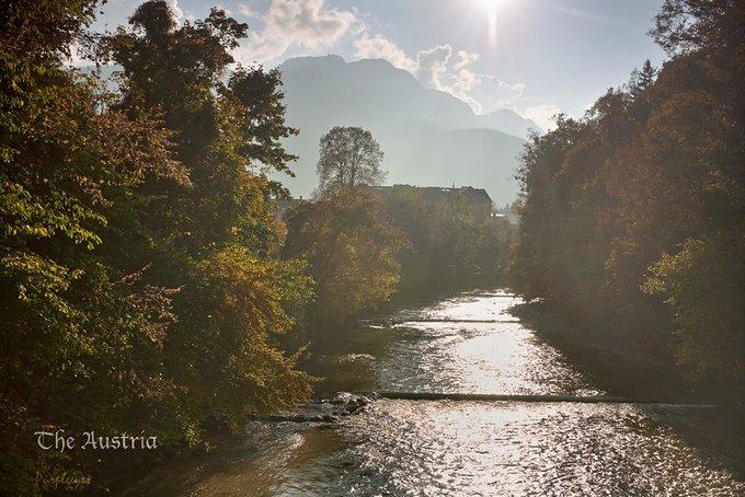 伊舍尔河 图片
