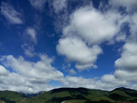松赞林寺旅游景点攻略图