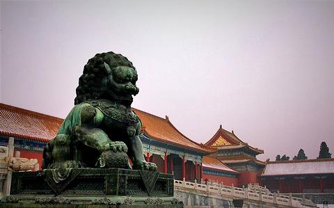 故宫旅游景点攻略图