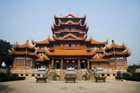 西禅寺的图片