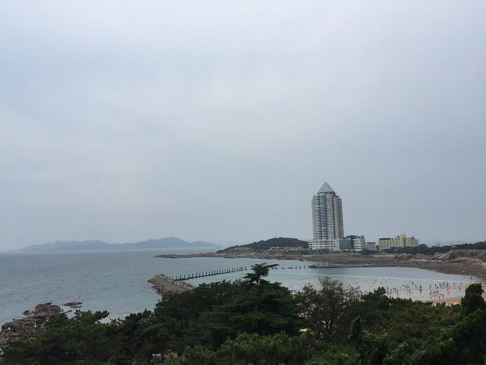 碧海、蓝天,5天青岛漫旅