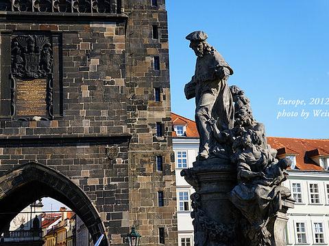 小城桥塔旅游景点图片