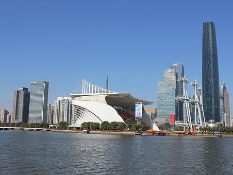珠江旅游景点图片