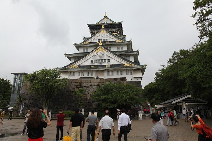 """""""在日本和熊本城、名古屋城并列日本三大名城之一_天守阁""""的评论图片"""