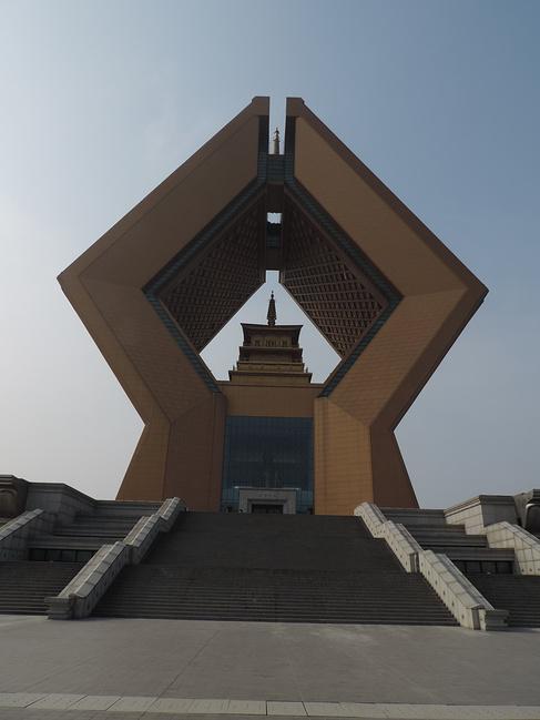 法门寺图片