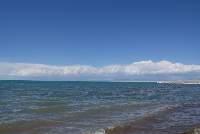 塔尔寺、青海湖图片