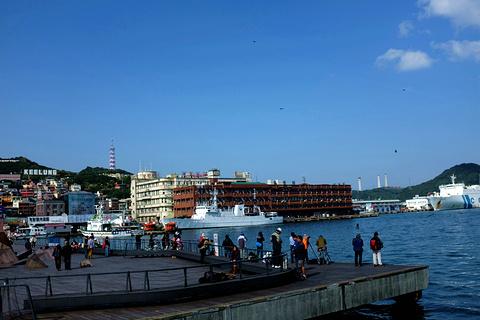 基隆港旅游景点攻略图