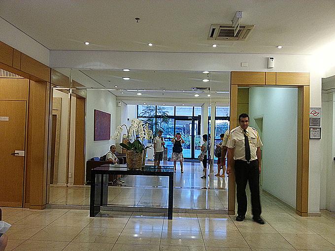 圣保罗卢斯广场酒店(Luz Plaza São Paulo)图片