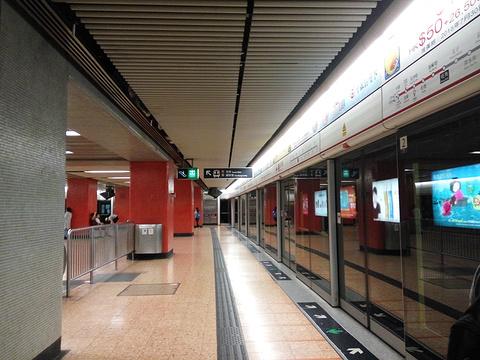 尖沙咀地铁站旅游景点攻略图
