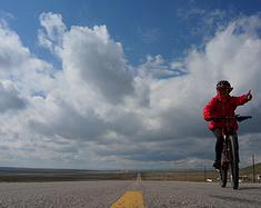 bike遨游青海湖