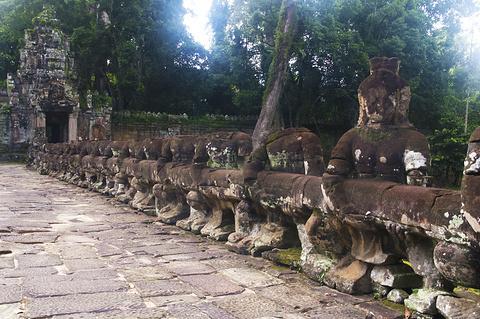 圣剑寺旅游景点攻略图