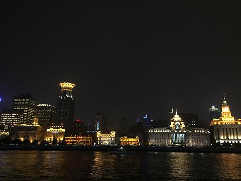 黄浦江游览船旅游景点图片